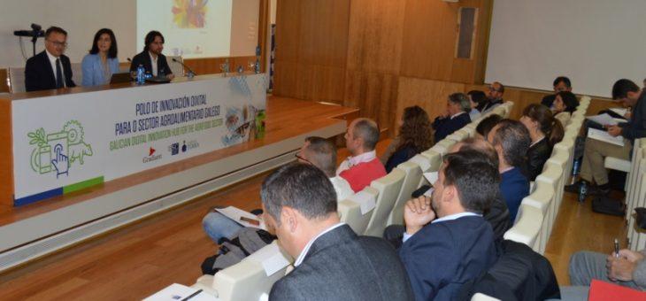 O polo de innovación dixital para o sector agroalimentario galego pretende fixar actividade e emprego de alta capacitación no rural