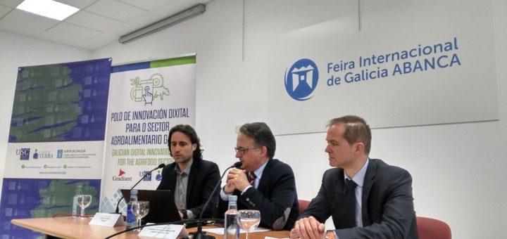 Primeiros pasos para la dixitalización do sector Agroalimentario de Galicia